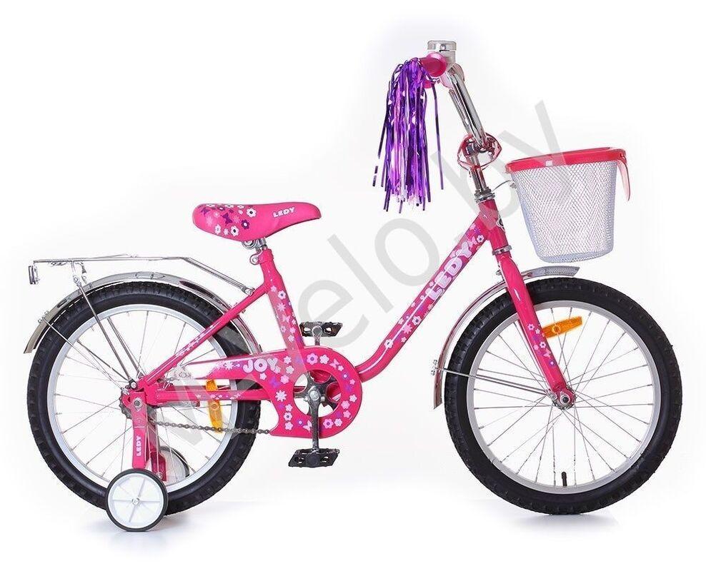 Велосипед Tornado Детский велосипед  Lady Joy 14 - фото 1