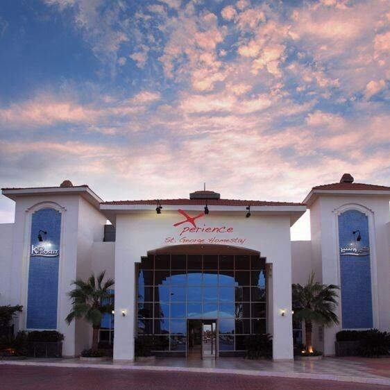 Туристическое агентство Санни Дэйс Пляжный авиатур в Египет, Шарм-Эль-Шейх, Xperience St. George Homestay 4* - фото 1