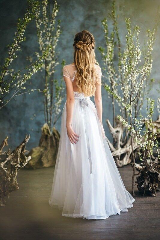 Свадебное платье напрокат Артемида Платье свадебное Nicol - фото 1
