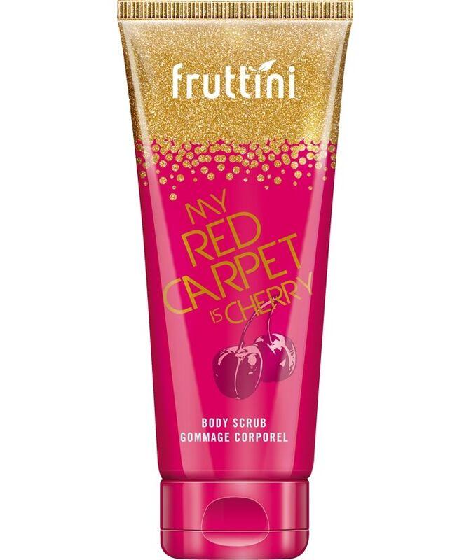 Уход за телом Fruttini Скраб для тела «Вишня» GLAMOROUS Cherry - фото 1