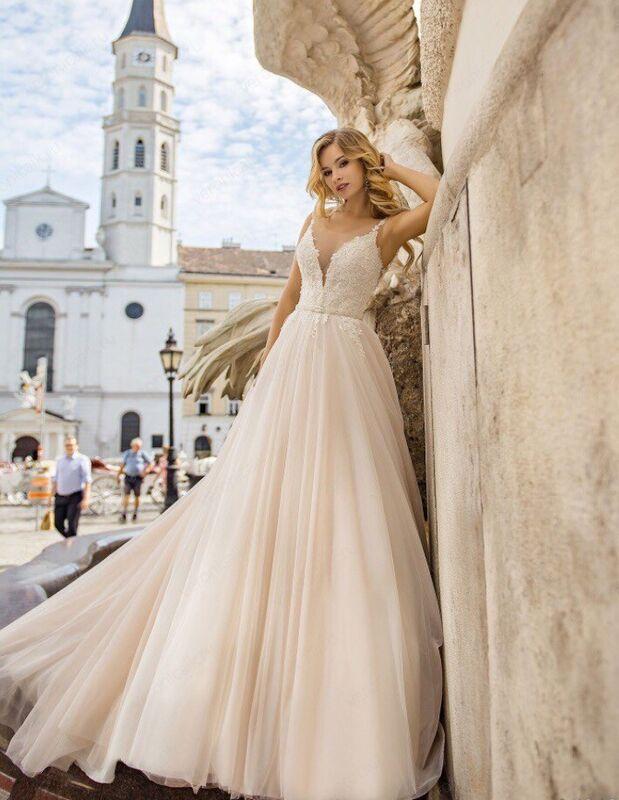 """Свадебный салон ALIZA свадебное платье """"Rosal """" - фото 1"""