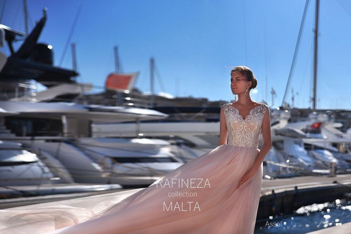 Свадебный салон Rafineza Свадебное платье Assol - фото 2