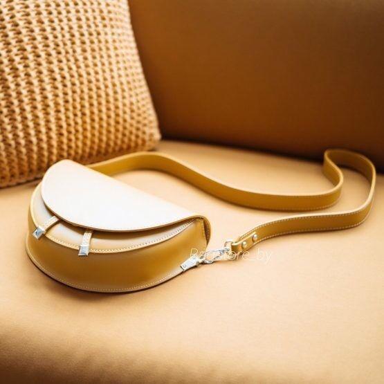 Магазин сумок Vezze Кожаная женская сумка C00473 - фото 3