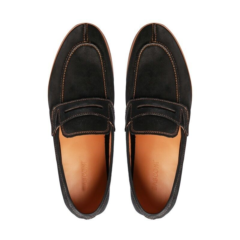 Обувь мужская BASCONI Полуботинки мужские 75-11-2 - фото 3