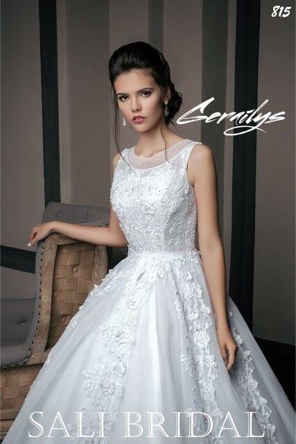 Свадебный салон Sali Bridal Свадебное платье 815 Sali Bridal - фото 2