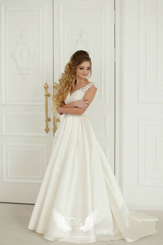 Свадебное платье напрокат ALIZA Свадебное платье «Verona» - фото 1