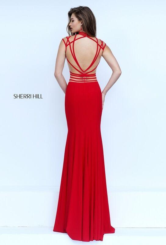Вечернее платье Sherri Hill Платье вечернее 50117 - фото 3