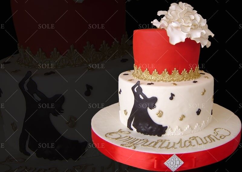 Торт Sole Праздничный торт №16 - фото 1