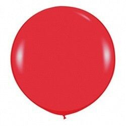 """Подарок Sempertex Воздушный шар 36""""/91 см, красный (015) - фото 1"""