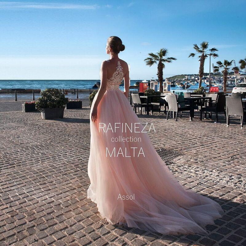 Свадебный салон Rafineza Свадебное платье Assol - фото 1