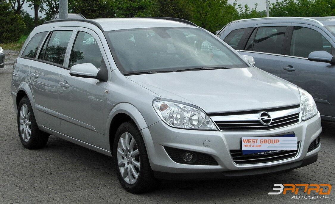 Прокат авто Opel Astra 2008 - фото 1