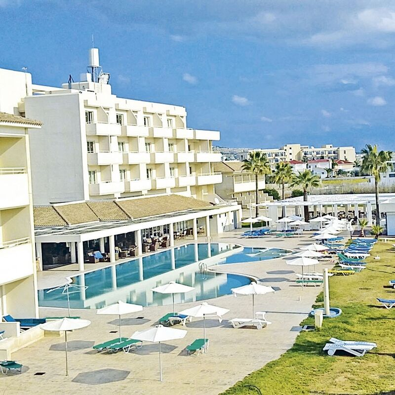 Туристическое агентство Кросс тур Пляжный авиатур на Кипр, Айя-Напа, Pierre Anne Hotel 3*+ - фото 1