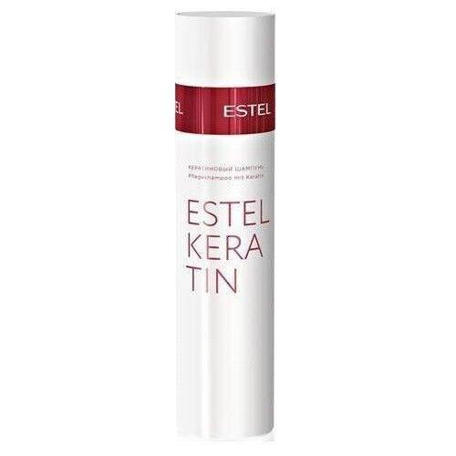 Уход за волосами Estel Кератиновый шампунь для волос - фото 1