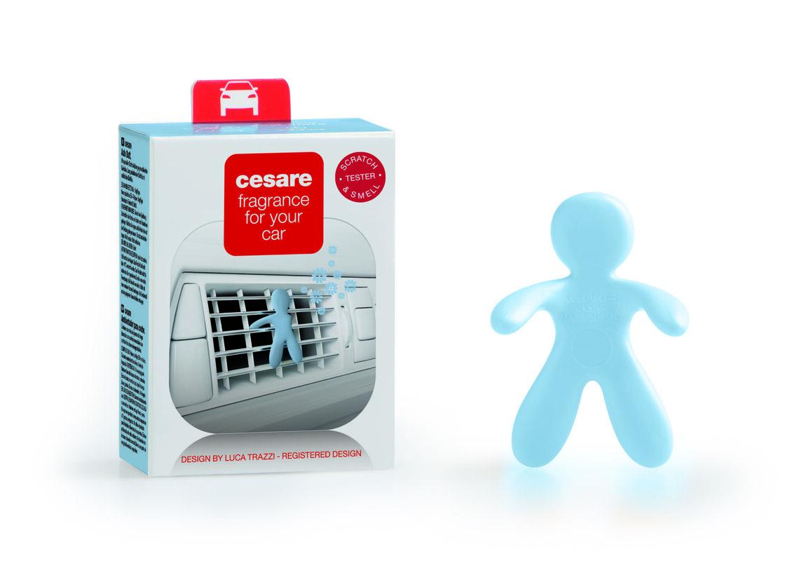 Подарок на Новый год Mr & Mrs Fragrance Ароматизатор воздуха для автомобиля Cesare - фото 11