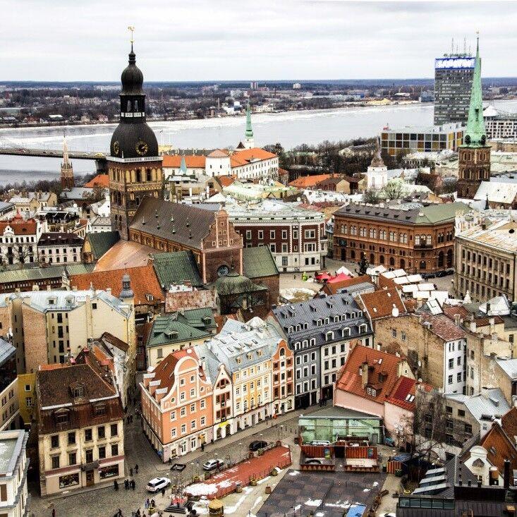 Туристическое агентство ДЛ-Навигатор Экскурсионный круиз «Таллин – Стокгольм – Рига» - фото 1