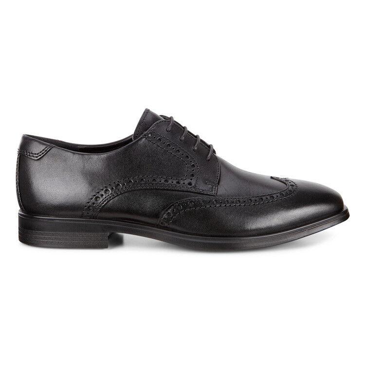 Обувь мужская ECCO Броги MELBOURNE 621664/01001 - фото 3