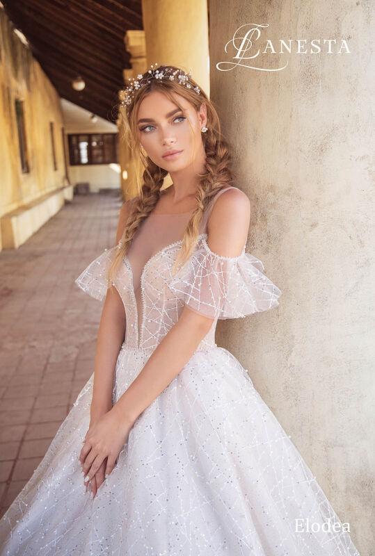 Свадебный салон Lanesta Свадебное платье Elodea - фото 3