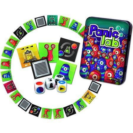 Магазин настольных игр Gigamic Настольная игра «Paniclab» - фото 3