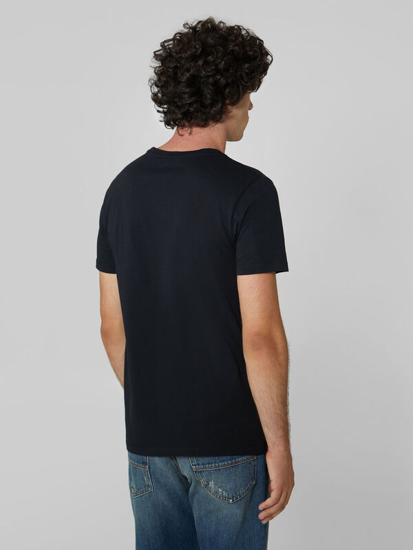 Кофта, рубашка, футболка мужская Trussardi Футболка мужская 52T00393-1T003605 - фото 2