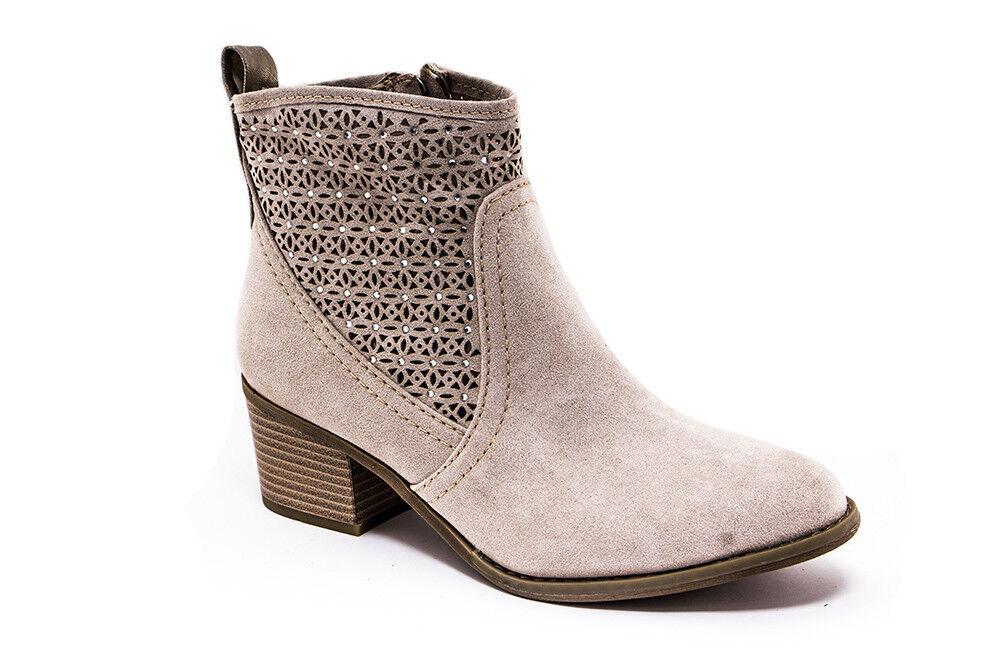 Обувь женская Marco Tozzi Полусапожки женские 2-25400-38_435 - фото 1