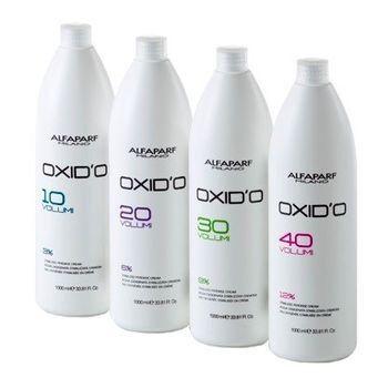 Уход за волосами Alfaparf Кремообразный окислитель «Oxid'O» 3%, 1000 мл - фото 1