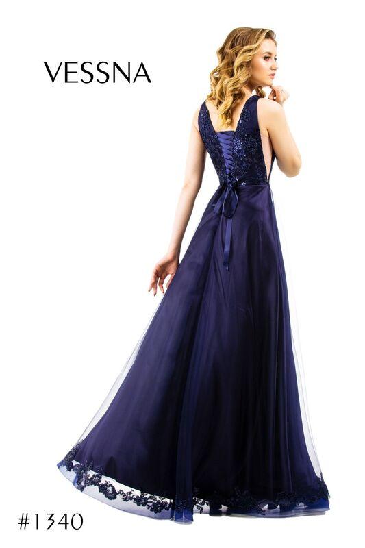 Вечернее платье Vessna Вечернее платье №1340 - фото 1