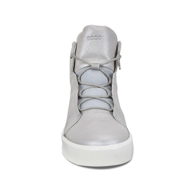 Обувь детская ECCO Кеды высокие S8 781103/01379 - фото 4