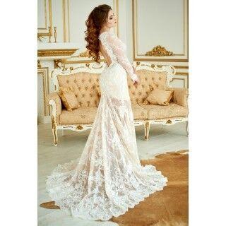 Свадебное платье напрокат Berkana Платье свадебное Renaissance - фото 2