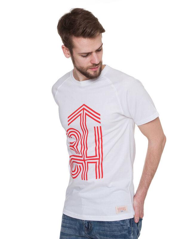 Кофта, рубашка, футболка мужская Запорожец Футболка «ZH Logo» SKU0119000 - фото 3