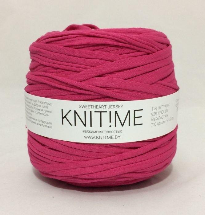 Товар для рукоделия Knit!Me Ленточная пряжа Sweetheart Jersey - SJ311 - фото 1