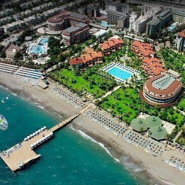Туристическое агентство LetoTravel Пляжный тур в Турцию, Аланья, Saphir 4* - фото 1