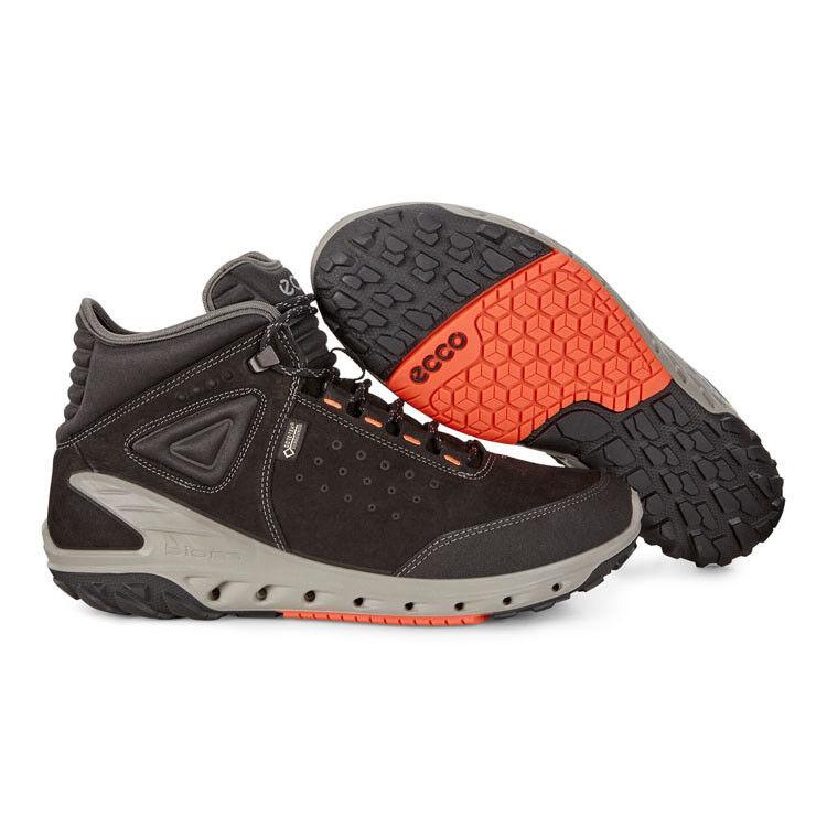 Обувь мужская ECCO Кроссовки высокие BIOM VENTURE 820734/51707 - фото 8
