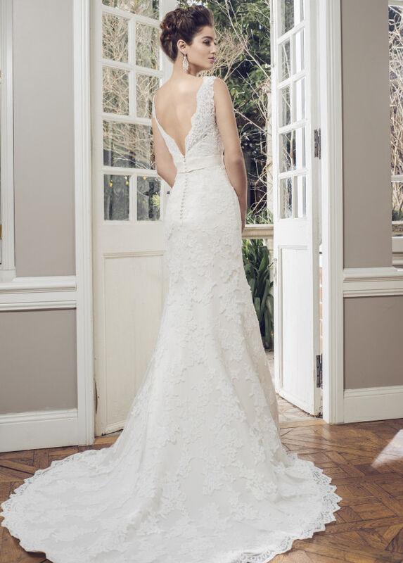 Свадебное платье напрокат Mia Solano Платье свадебное «Amor» - фото 2