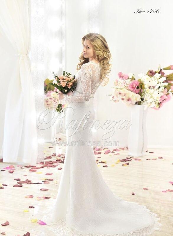 Свадебный салон Rafineza Платье свадебное Iden - фото 2