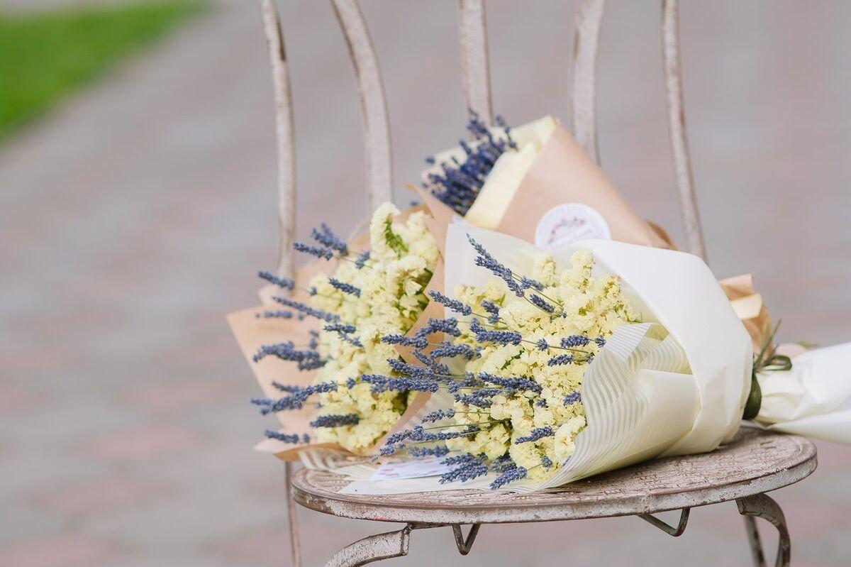 Магазин цветов Цветы на Киселева Букет «Прованс» - фото 1