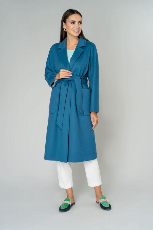 Верхняя одежда женская Elema Пальто женское демисезонное 1-9846-1 - фото 4
