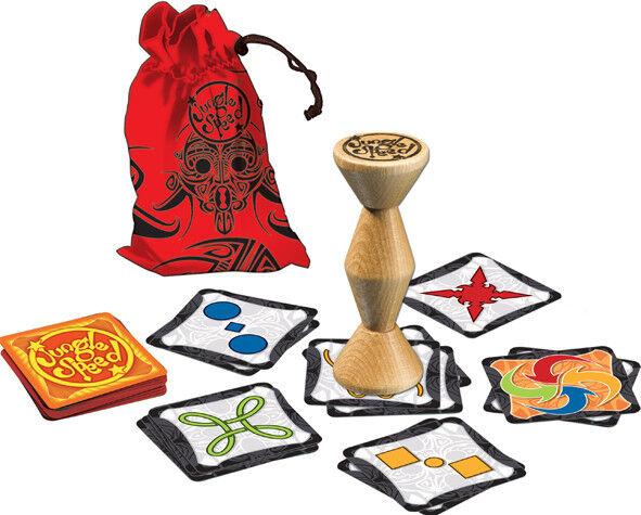 Подарок на Новый год Стиль Жизни Игра настольная «Дикие джунгли» - фото 2