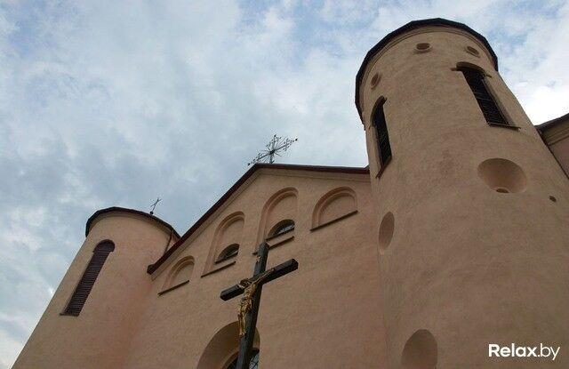 Достопримечательность Костел Святого Иоанна Крестителя Фото - фото 2
