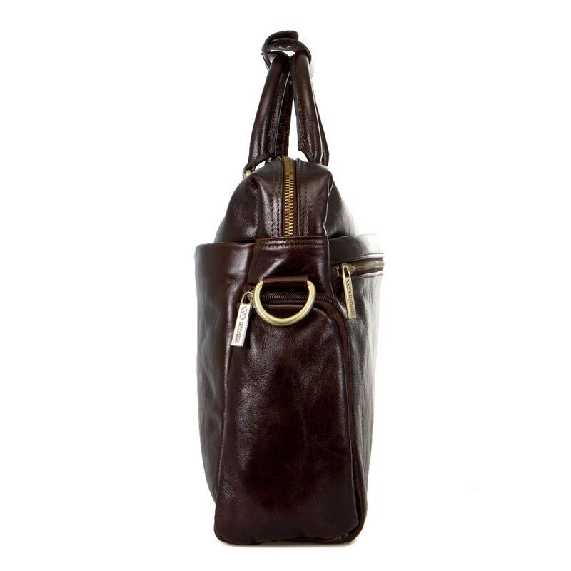 Магазин сумок Francesco Molinary Сумка мужская 513-6378-060 - фото 2
