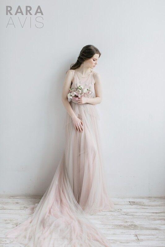 Свадебное платье напрокат Rara Avis Свадебное платье Elva - фото 2