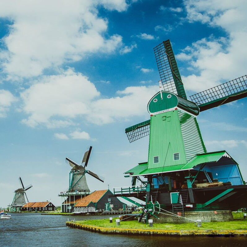 Туристическое агентство Внешинтурист Экскурсионный автобусный тур B1 «Гранд Тур по Бельгии и Нидерландам» - фото 1