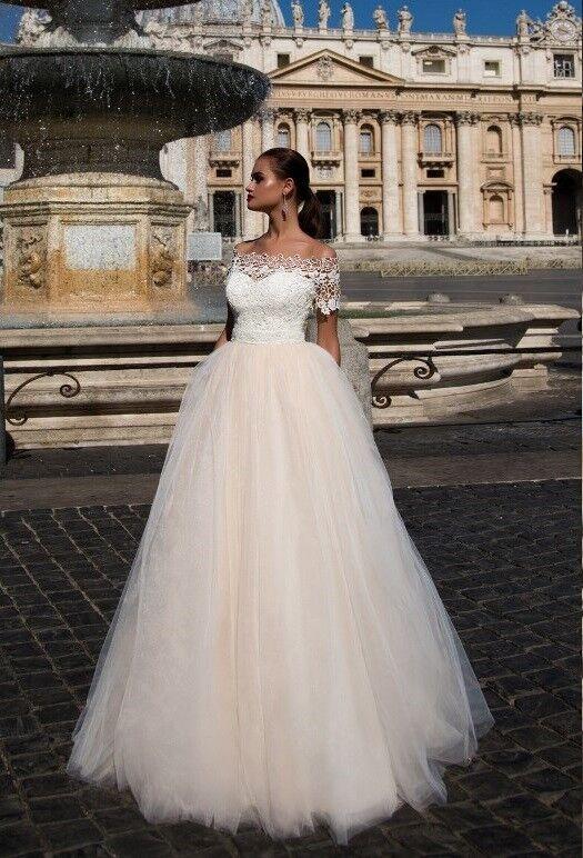 Свадебное платье напрокат Tesoro by Ariamo Bridal Платье свадебное Grosseto - фото 1