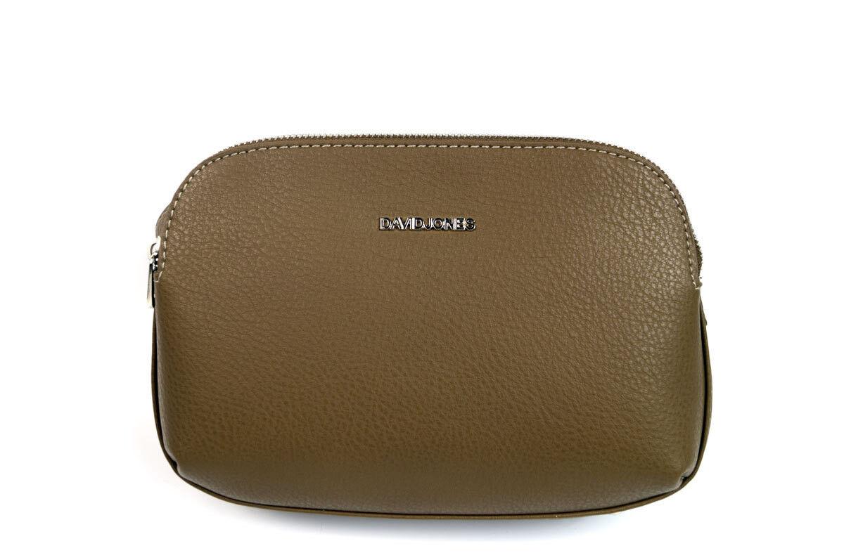 Магазин сумок David Jones Сумка женская коричневая 5602-2 - фото 1