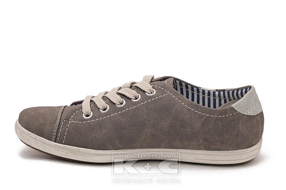 Обувь женская Rieker Кеды женские K3007-42 - фото 3