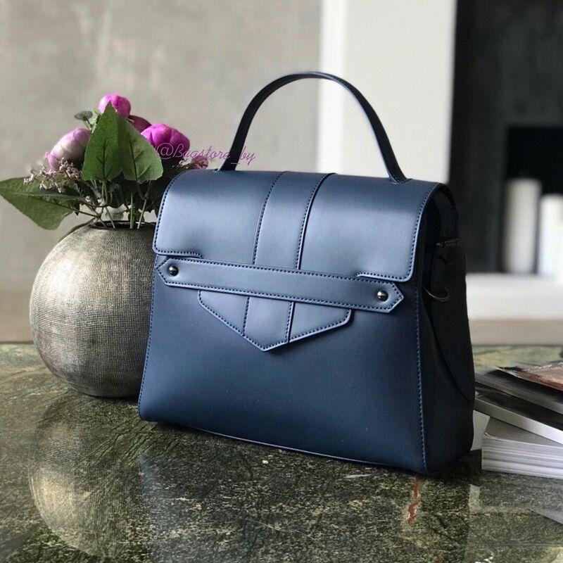 4403fd806545 Купить Кожаная женская сумка C00390 Vezze в Минске – цены продавцов
