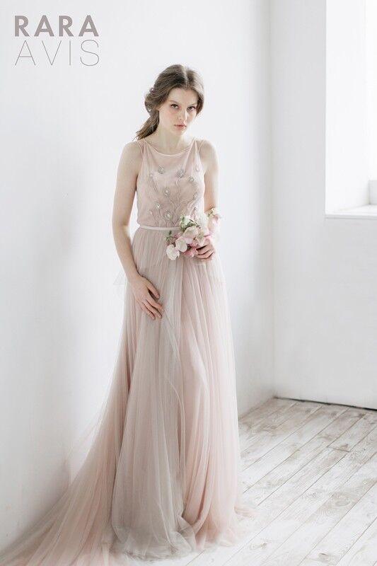 Свадебное платье напрокат Rara Avis Свадебное платье Elva - фото 1