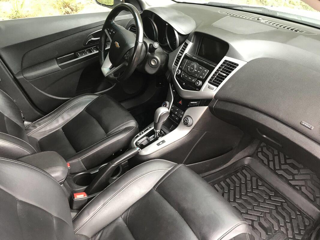 Прокат авто Chevrolet AT Белый - фото 2
