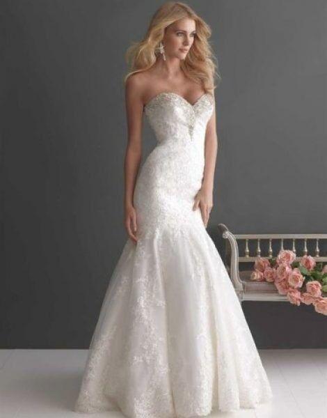 Свадебное платье напрокат Allure Bridals Платье свадебное 2667 - фото 1