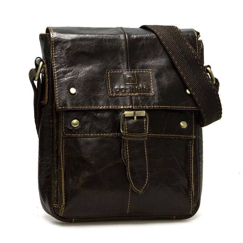 Магазин сумок Poshete Сумка мужская 196-892-6 - фото 1