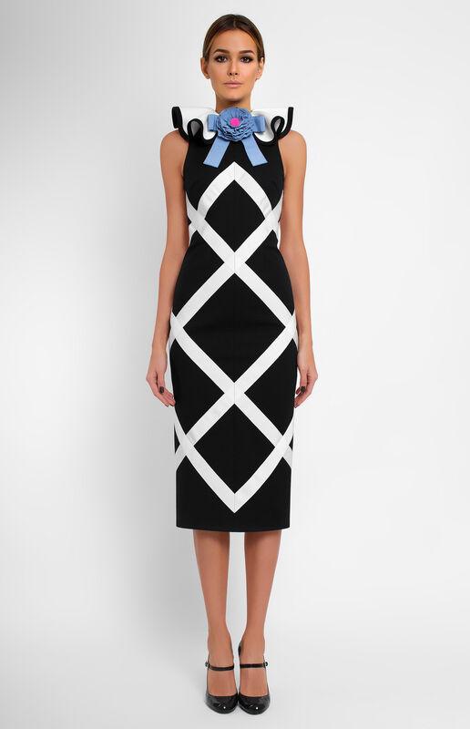 Платье женское Pintel™ Облегающее платье без рукавов Noliwé - фото 1